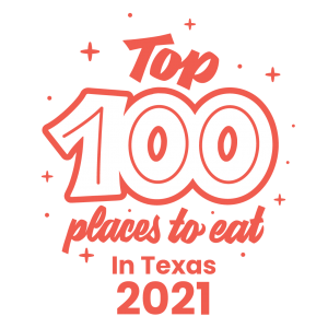 Diced Poke featured in Yelp's Top 100 places to eat in Texas.